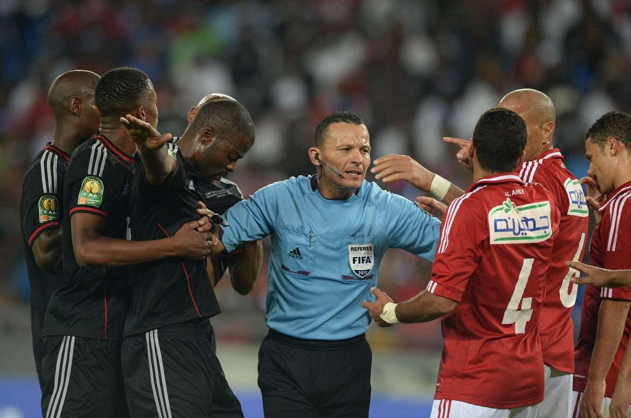 Orlando Pirates vs Al Ahly 2013 final