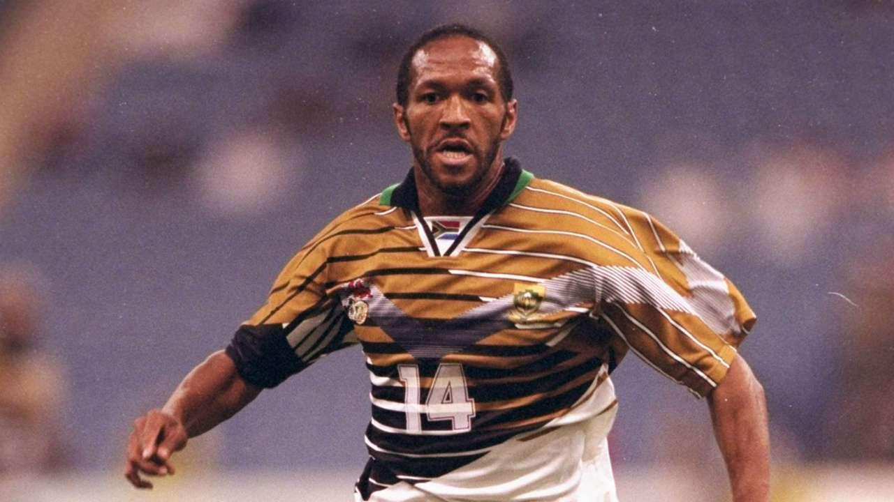 Mark Williams - Bafana Bafana