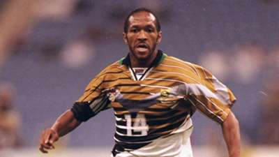 Mark Williams - Bafana Bafana