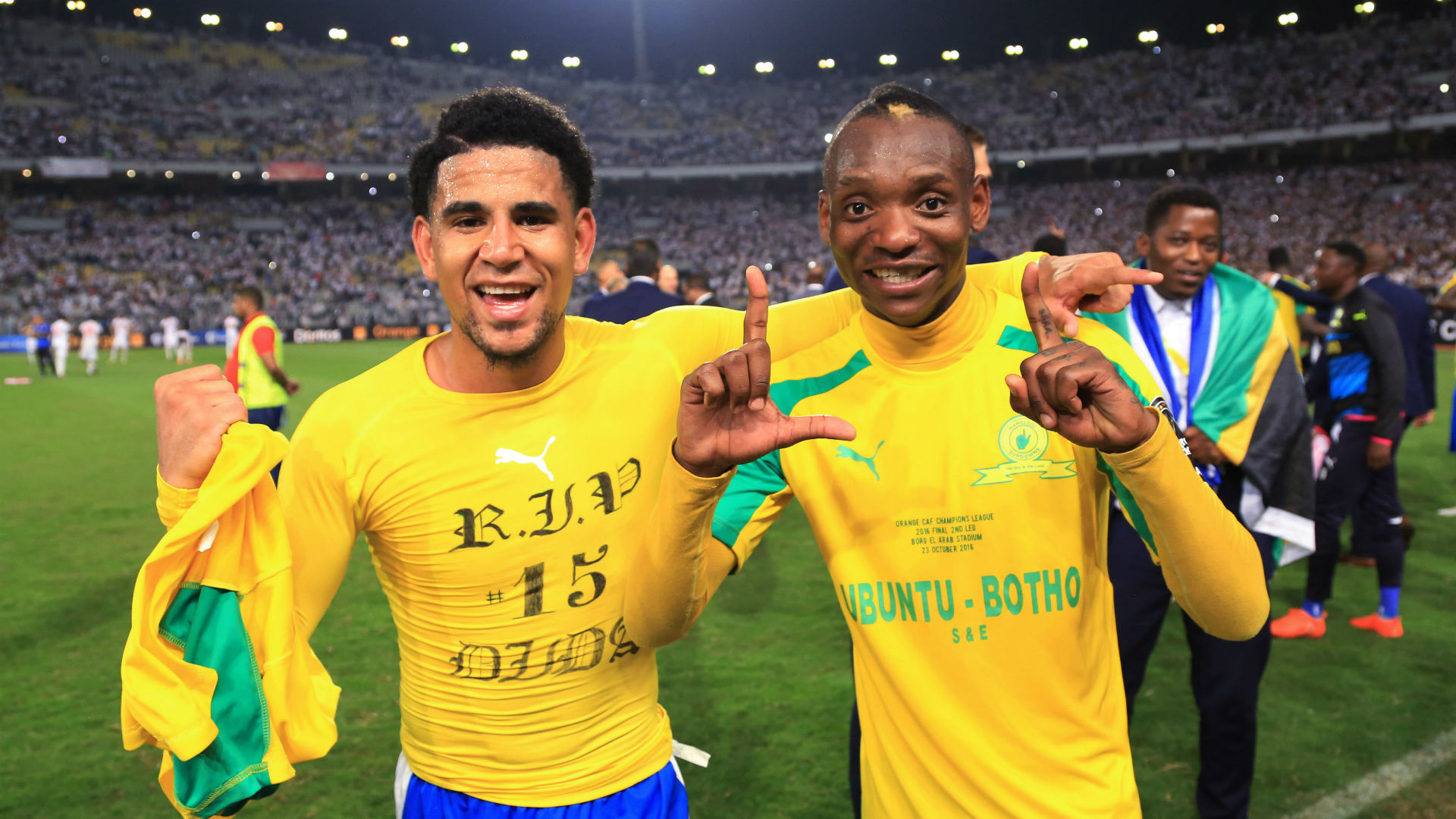 Montpellier winger Dolly 'wasn't going to grow at Mamelodi Sundowns'