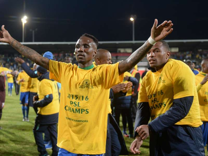 Mamelodi Sundowns PSL title win in numbers | Goal.com
