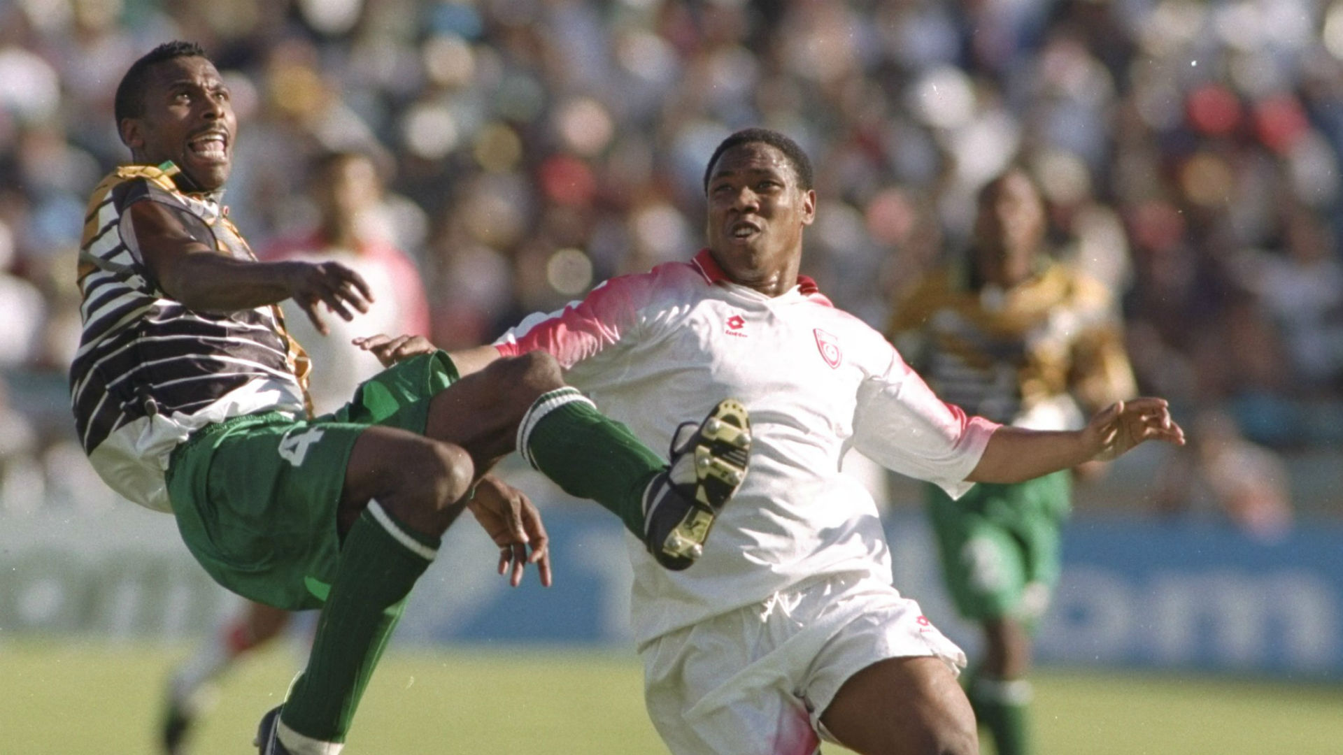 Lucas Radebe - Bafana Bafana