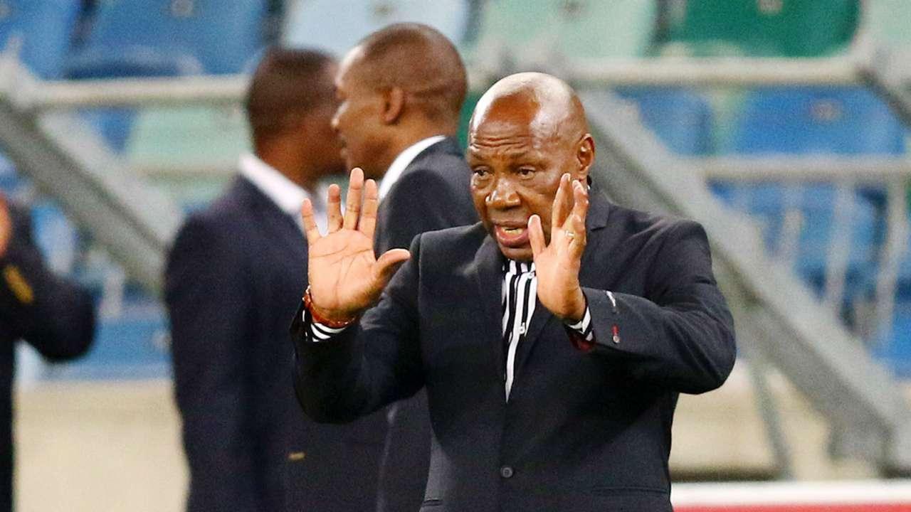 Shakes Mashaba - Bafana Bafana