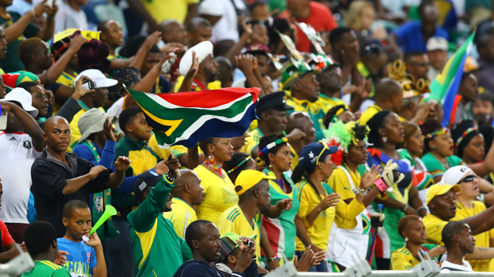 Can Bafana Bafana qualify for the World Cup? - Fan response