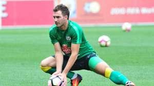 Bradley Grobler of Bafana Bafana