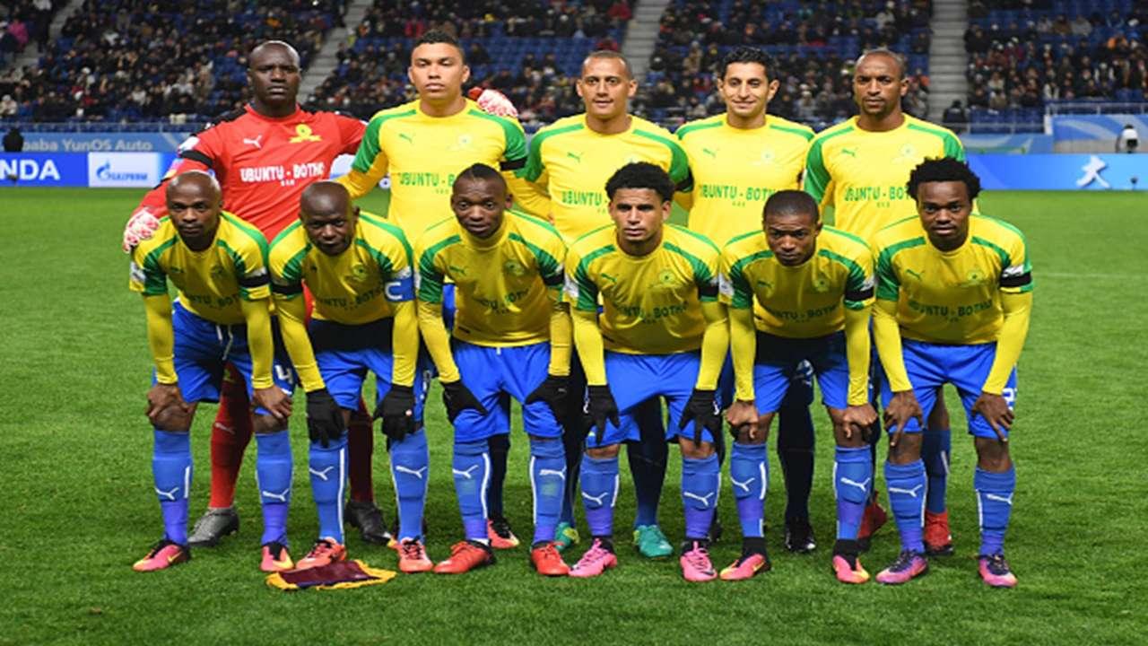 Mamelodi Sundowns team, Club World Cup
