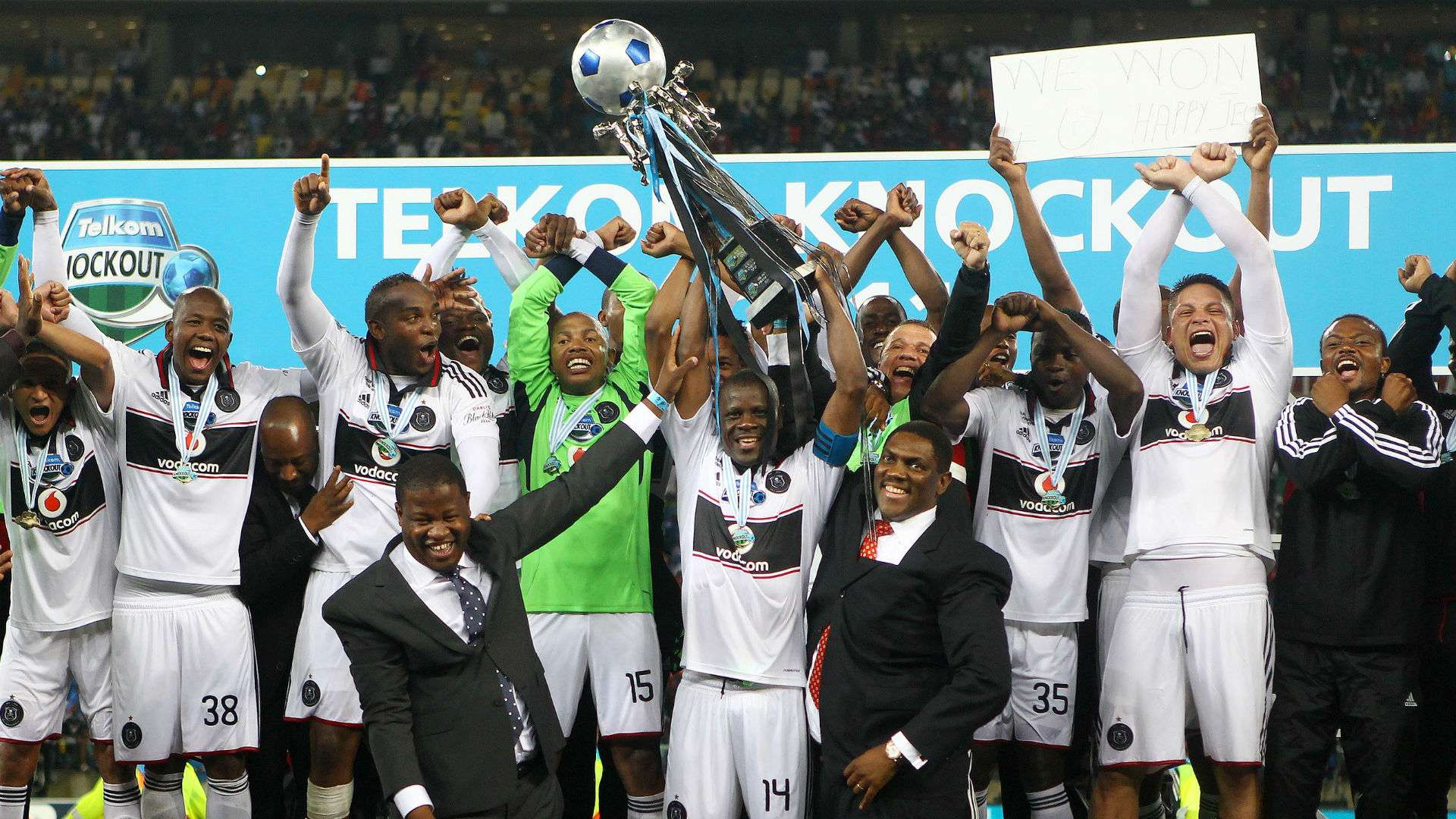 Image result for Orlando Pirates cup