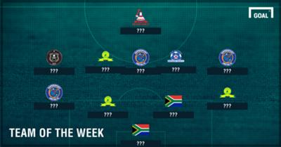 SA Team of the Week Oct 24