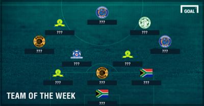 SA Team of the Week - October 17