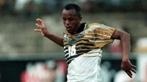 Doctor Khumalo of Bafana Bafana