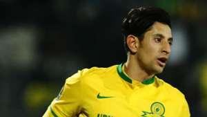 Leonardo Castro against Zamalek