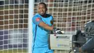 Itumeleng Khune of Kaizer Chiefs against Bidvest Wits
