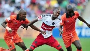 Puleng Tlolane, Thabo Rakhale & Simphiwe Hlangwane