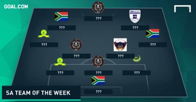 SA Team of the Week