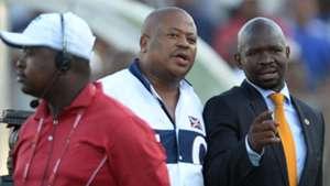 Bobby Motaung and Steve Komphela - Kaizer Chiefs.