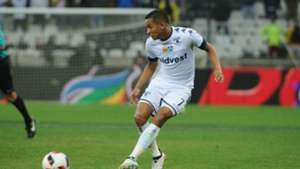 Daine Klate of Bidvest Wits in the MTN8 final