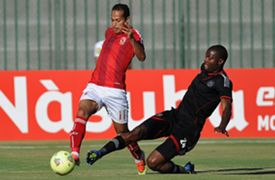Walid Soliman and Rooi Mahamutsa - Pirates vs Al Ahly