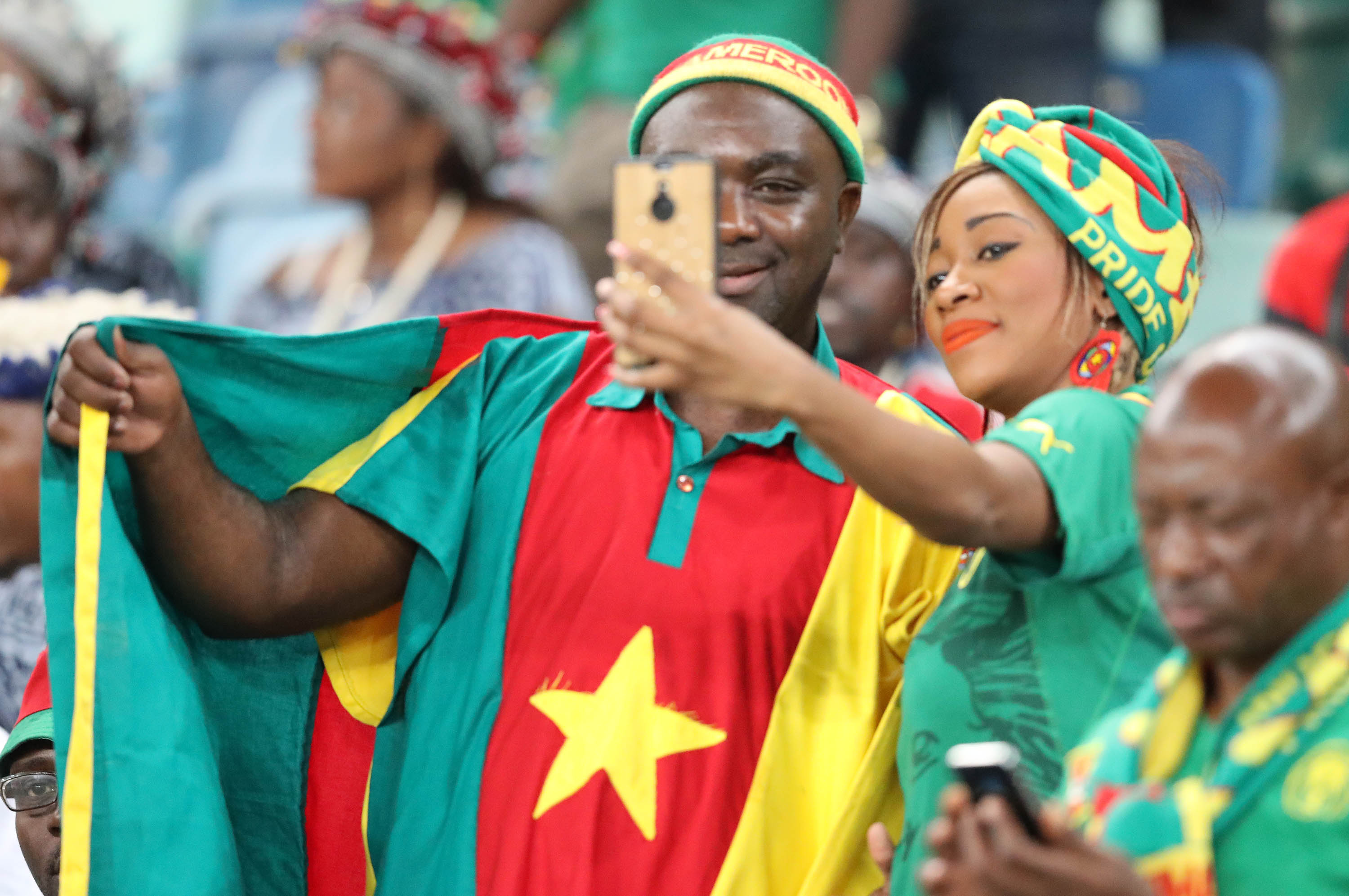 When is the game between Cameroon and Nigeria and how can I watch?