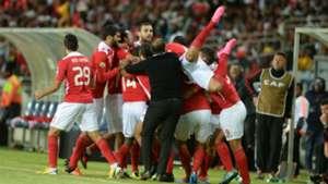 Etoile du Sahel celebrate a goal