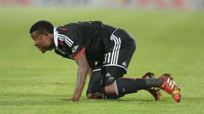 Thamsanqa Gabuza of Orlando Pirates FC