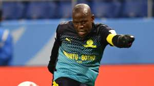 Hlompho Kekana captains Sundowns against Jeonbuk