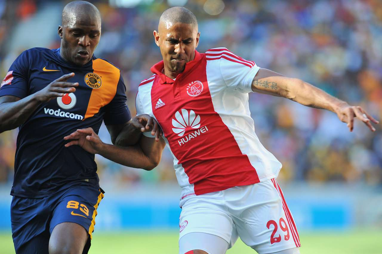 Nathan Paulse, Ajax Cape Town and Morgan Gould, Kaizer Chiefs