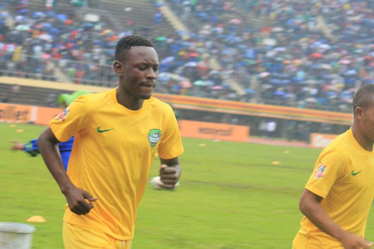 FC Platinum midfielder Wellington Kamudyariwa.