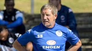 Stuart Baxter, SuperSport United, May 2016.