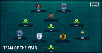 PSL Team of the Year 2016
