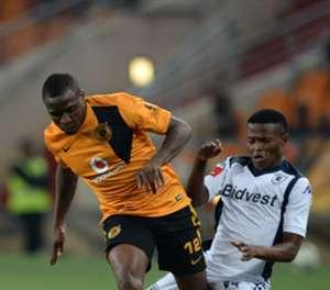 George Maluleka and Tebogo Moerane