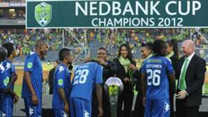 SuperSport United crowned Nedbank Cup champs 2012