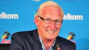 New Highlands Park head coach Gordon Igesund