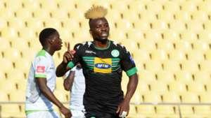 Fiston Abdoul Razak of Bloemfontein Celtic