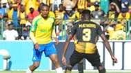 Sibusiso Vilakazi and Erick Mathoho - Sundowns v Chiefs