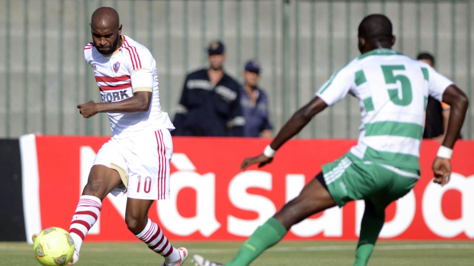 Zamalek captain Shikabala wants Egyptian League cancelled