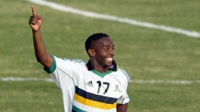 Benni McCarthy - Bafana Bafana