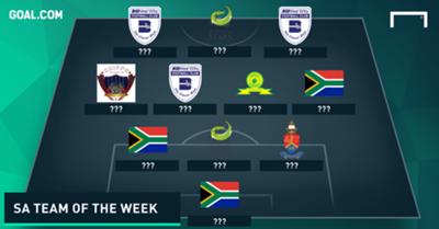 SA Team of the Week January 22 - 24