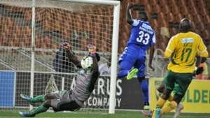 Zama Rambuwane of SuperSport United