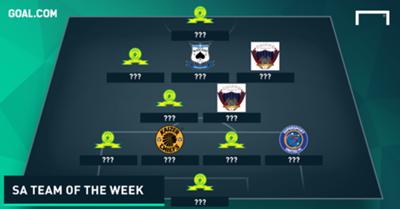 SA Team of the Week DEC