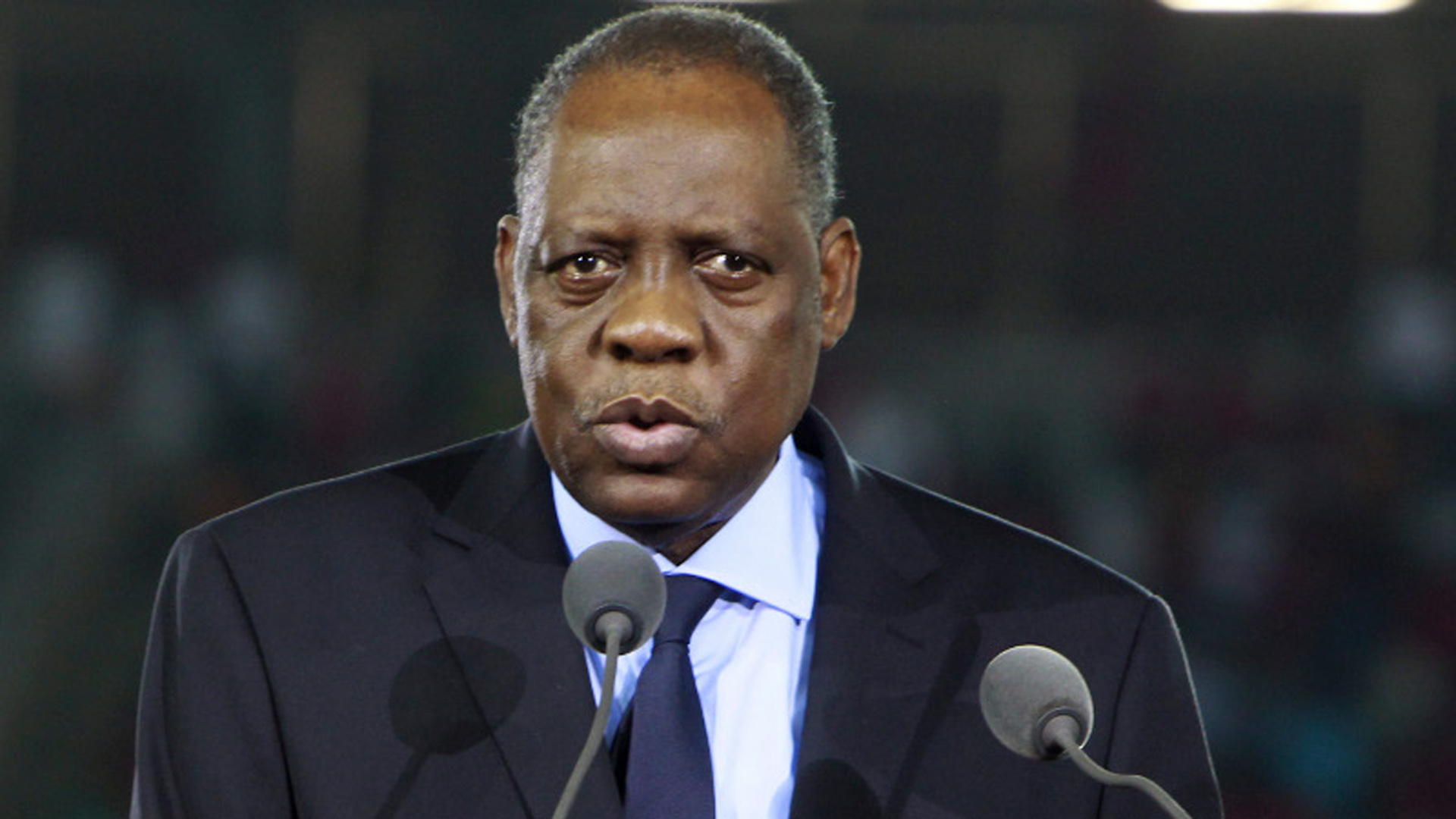 Issa Hayatou nominated as Caf's honorary president