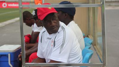 Joseph Omog - Kocha wa Simba