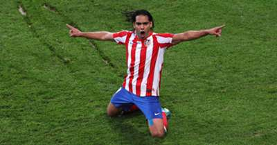 Radamel Falcao - Atletico Madrid