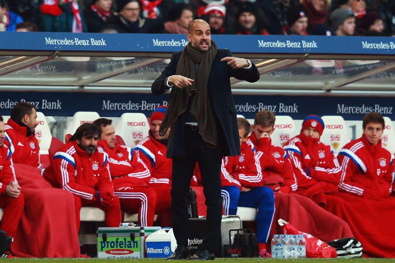 Pep Guardiola, Bayern Munchen