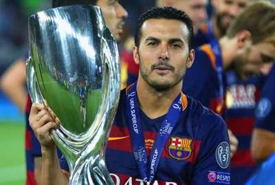 Pedro - UEFA Super Cup
