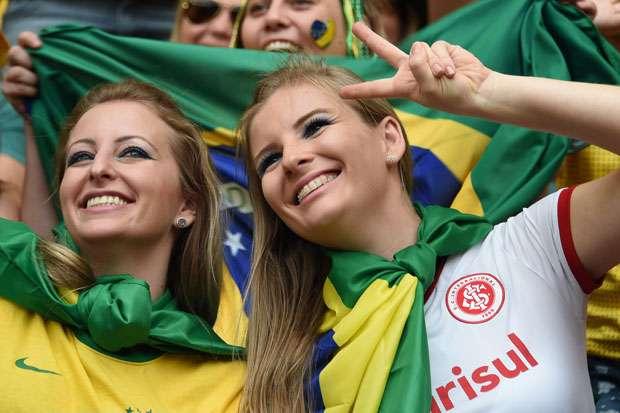 بالصور | حكاية المجموعة الأولى في كأس العالم 2014