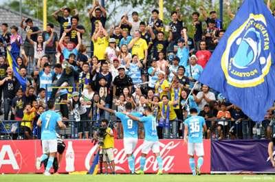 Toyota Thai League In Pictures : โลมาฆ่ากระต่าย