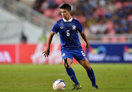 Tiền vệ Thái Lan: 'Malaysia sẽ là bại tướng đầu tiên, sau đó sẽ là ĐT Việt Nam'   Goal.com