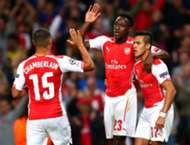 Alex Oxlade-Chamberlain & Alexis Sanchez - Arsenal