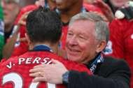 Sir Alex Ferguson & Robin Van Persie