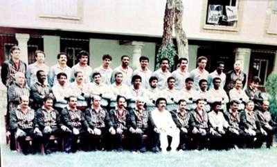 Kuwait - World Cup 1982